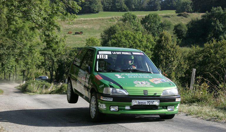Vincent Batier - Peugeot 106 xsi A5