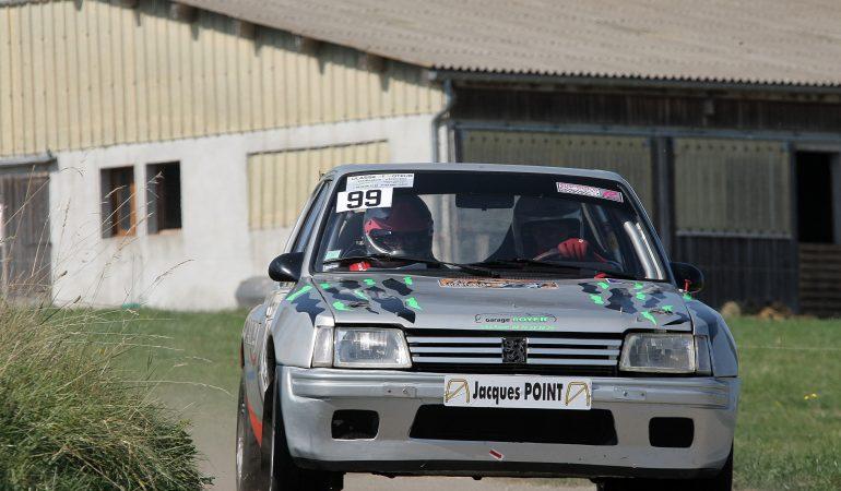 Jacky Michallat - Jerome Astier - Peugeot 205 GTI F213