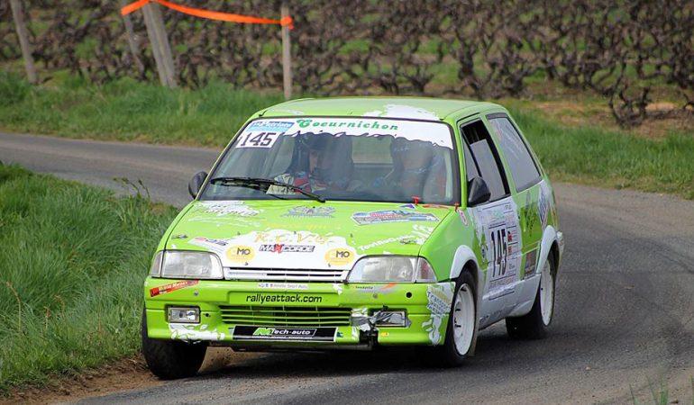 Alexandre Martin - Racing Team Rocharay