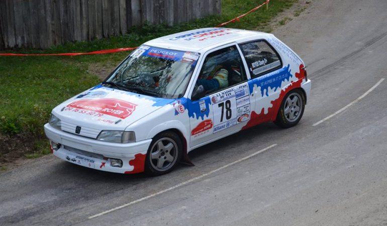 Charlie Royer - Racing Team Rocharay